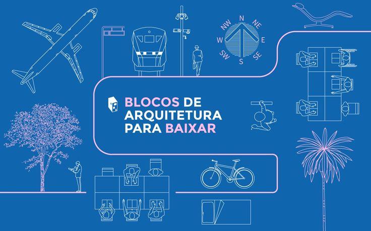 Site Cad Blocos – www.cadblocos.arq.br