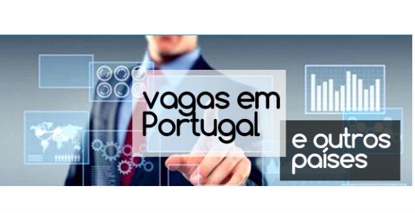 Empregos em Portugal Para Brasileiros 2018
