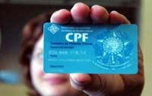 Cadastro de CPF 2011 – Receita Federal Cadastrar CPF