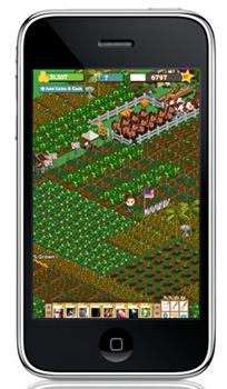 Jogar Farmville no Iphone – Download Grátis