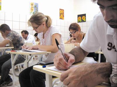 Concurso Prefeitura Balneário Camboriú 2010