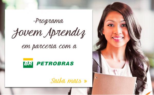 Inscrições Jovem Aprendiz Petrobrás RJ 2017