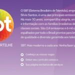 Trabalhe Conosco SBT, Enviar Currículum