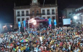 Blocos Universitários Carnaval 2016