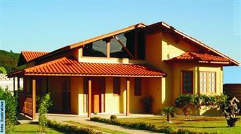 Casas de Alvenaria Projetos