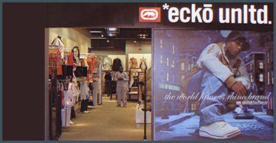 Lojas Ecko – Endereços, Catálogo de Roupas