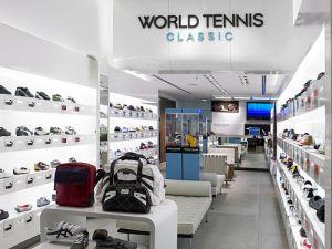 05cceeafdd Lojas World Tennis Classic - Ofertas