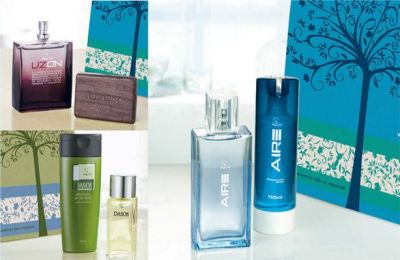 Perfumes Jequiti – Catálogo de Produtos, Lançamentos