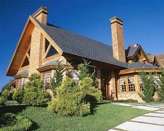 Fachadas de Casas com Estilo Colonial