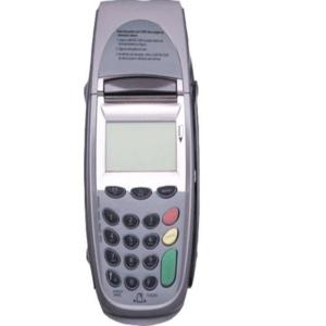 Máquina de Cartão de Credito Visa