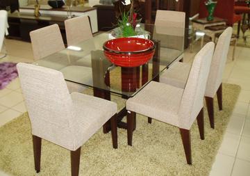 Mesas de Vidro para Sala de Jantar