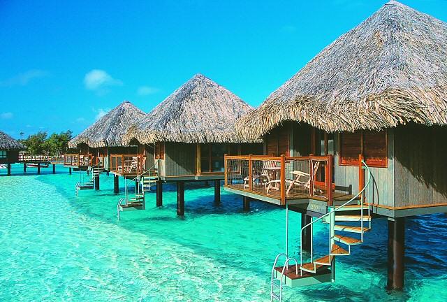 Pacotes de viagens para Tahiti 2010-2011