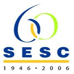 Trabalhe Conosco SESC Cadastro de Currículo