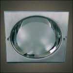 As lumináarias de embutir proporcionam maior luminosidade ao ambiente