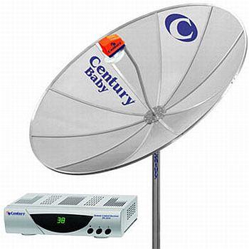 Antenas Parabólicas Century