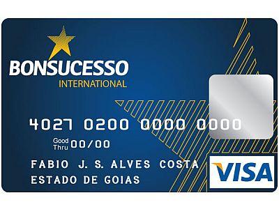 Banco Bonsucesso Cartões