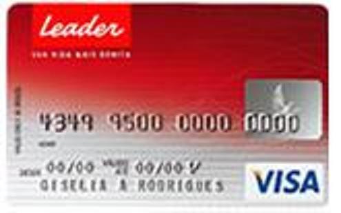 Cartão Leader Consultas, Como Solicitar