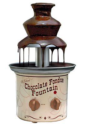 Cascata de Chocolate – Modelos, Onde Comprar