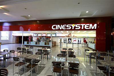 Cinesystem São Leopoldo Programação
