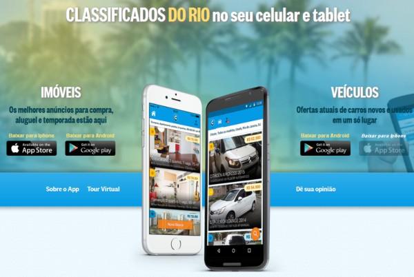 Classificados o Globo, Imóveis, Carros Empregos