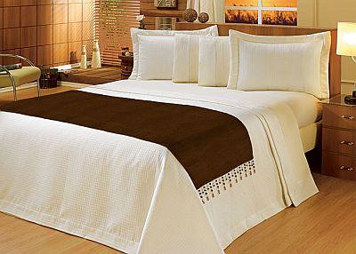 Colchas para cama king modelos pre os mundodastribos for Colchas para camas grandes