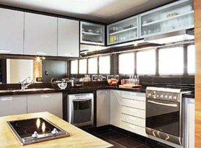 Fogão para Cozinha Planejada Modelos, Fotos