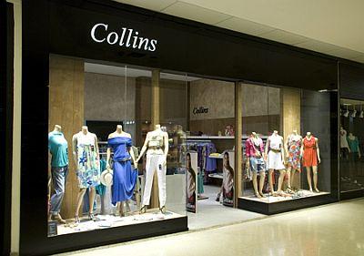 Lojas Collins Endereços, Catálogo