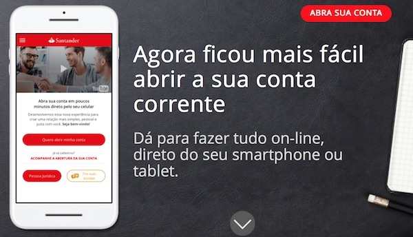 serviços no celular