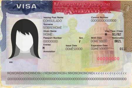 Como obter Visto para Estados Unidos