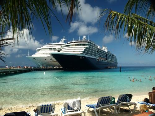 Cruzeiros pelo caribe – Temporada de navios 2011