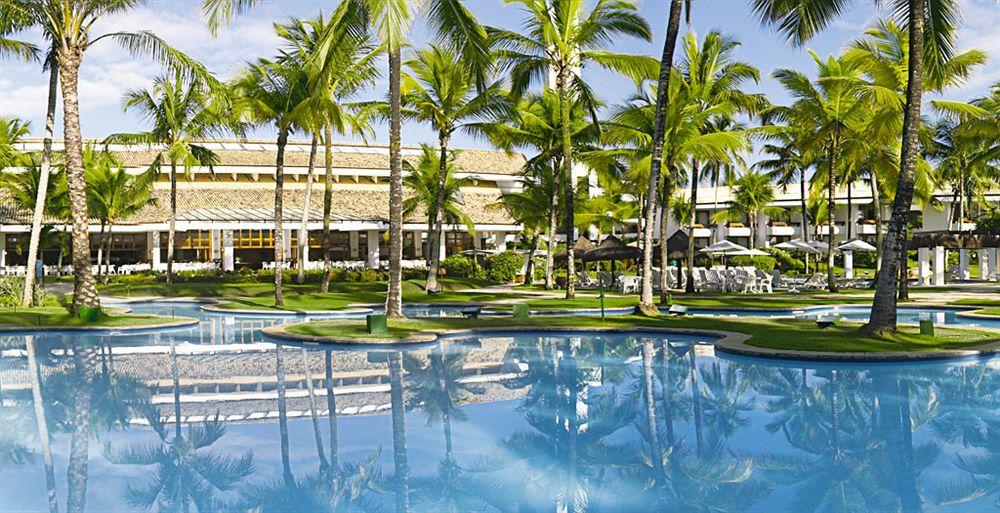 O Resort oferece várias opções de acomodações e atividades para o Réveillon 2017 (Imagem: Divulgação)