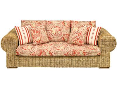 Tecidos decorativos para sofás