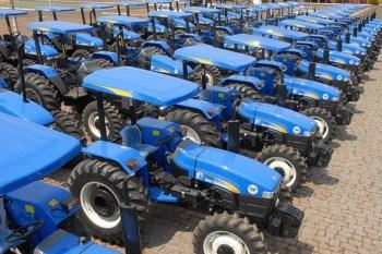 Leilão de Tratores Usados, Máquinas Agrícolas