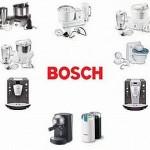 Linha de Eletrodomésticos Bosch