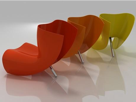 Cadeiras coloridas Modelos, Preços, Onde Comprar