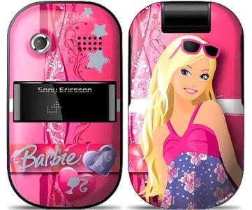 Celular Infantil Da Barbie