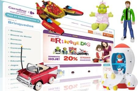 Ofertas De Brinquedos Carrefour
