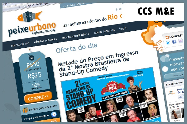 Peixe Urbano Curitiba PR Clube Compras