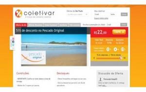www.coletivar.com.br compra coletiva