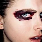 A maquiagem de Halloween pode impressionar seus amigos. (Foto: Divulgação)