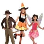 Algumas crianças não querem se fantasiar com fantasias macabras, por isso a escolha é liberada. (Foto: Divulgação)