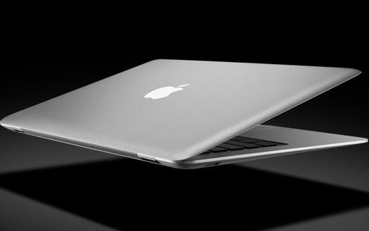 Apple lança novos Notebooks da linha Mac book Air