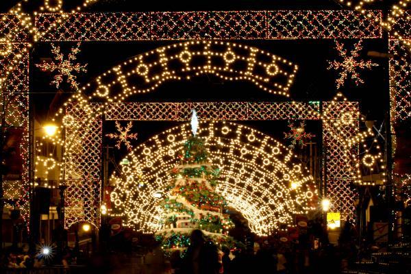 Luzes De Natal – Gramado 2016