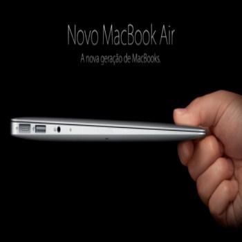 Novo Macbook Air 11.6 Polegadas, Novidades