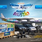 Promoção Avião do Faustão, Como Participar