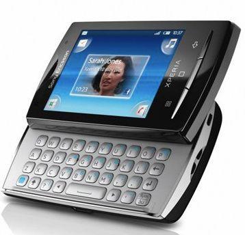 Celular Sony Ericsson Xperia X10 Mini Pro
