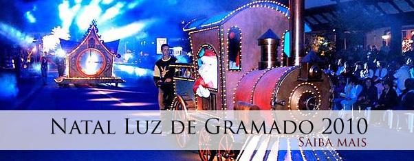 Natal Luz de Gramado – RS 2016