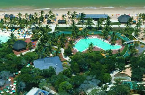 Pacotes Arraial D´Ajuda Eco Resort CVC