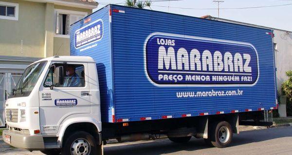 www.marabraz.com.br, Site Lojas Marabraz Móveis
