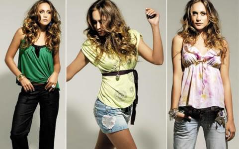 Blusas da Moda 2011, Fotos, Tendências